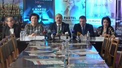 """Conferință de presă privind desfășurarea Festivalului Internațional de Muzică """"Mărțișor – 2020"""""""