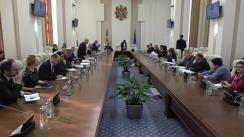 Ședința Comisiei pentru Sănătate Publică privind situația epidemiologică
