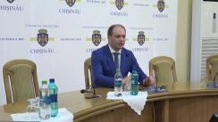 Declarații după ședința săptămânală a serviciilor primăriei Chișinău din 24 februarie 2020