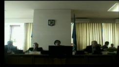 Ședința comisiei pentru administrație publică și amenajarea teritoriului a Camerei Deputaților României din 25 februarie 2020