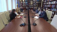 Consultări publice organizate de deputații Fracțiunii PAS, Blocul ACUM privind două inițiative legislative menite să susțină mediul de afaceri