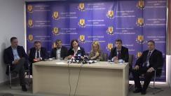 Conferință de presă pentru prezentarea raportului ANPC privind verificările în școlile bucureștene care au chioșcuri