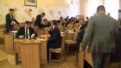 Ședința Consiliului Municipal Chișinău din 27 februarie 2020