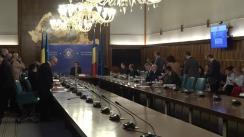 Ședința Guvernului României din 27 februarie 2020