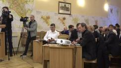 Ședința săptămânală a serviciilor primăriei Chișinău din 2 martie 2020