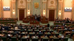 Ședința în plen a Senatului României din 2 martie 2020