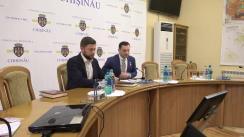 Declarații după ședința săptămânală a serviciilor primăriei Chișinău din 2 martie 2020