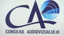 Ședința Consiliului Audiovizualului din 4 martie 2020