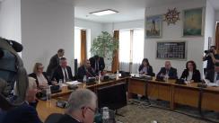 Audierea domnului Ionel Nicolae Ciucă, candidat la funcția de Ministru al Apărării Naționale