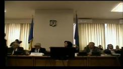 Audierea domnului Ion Ștefan, candidat la funcția de Ministru al Lucrărilor Publice, Dezvoltării și Administrației