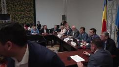 Audierea domnului Costel Alexe, candidat la funcția de Ministru al Mediului, Apelor și Pădurilor