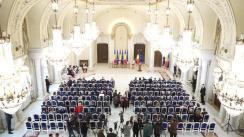 Ceremonia de decernare a Premiului European Coudenhove-Kalergi Președintelui României, Klaus Iohannis