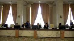 Audierea domnului Marian Ionuț Stroe, candidat la funcția de Ministru al Tineretului și Sportului