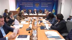 Ședința Agenției Naționale pentru Reglementare în Energetică din 10 martie 2020