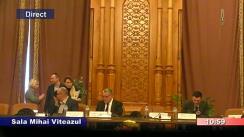 Audierea domnului Lucian Nicolae Bode, candidat la funcția de Ministru al Transporturilor, Infrastructurii și Comunicațiilor