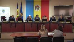 Ședința Comisiei Electorale Centrale din 6 martie 2020