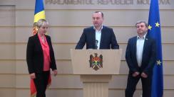 Declarația reprezentanților PSRM după prima discuție între grupurile de lucru PSRM-PDM, privind stabilirea unui parteneriat politic
