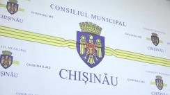 Ședința Consiliului Municipal Chișinău din 10 martie 2020