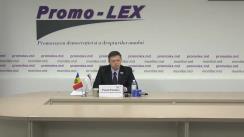 Lansarea Raportului Misiunii de Observare Promo-LEX a Alegerilor Parlamentare Noi din 15 martie 2020