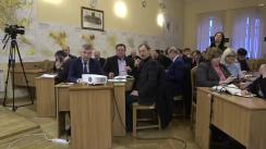 Ședința săptămânală a serviciilor primăriei Chișinău din 10 martie 2020