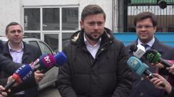 """Vizita de lucru a viceprimarului municipiul Chișinău, Victor Chironda, la Î.M. """"Parcul Urban de Autobuze"""""""