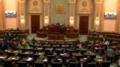 Ședința în plen a Senatului României din 9 martie 2020