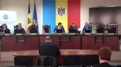 Ședința Comisiei Electorale Centrale din 10 martie 2020