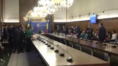 Ședința Guvernului României din 10 martie 2020