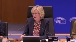 Ședința Parlamentului European din 10 martie 2020. Discuții privind răspândirea coronavirusui (COVID-19)