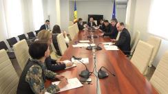 Ședința Comisiei politică externă și integrare europeană din 11 martie 2020