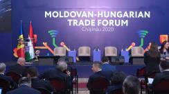 "Forumul de Afaceri bilateral ""Republica Moldova-Ungaria"""