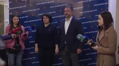 Briefing de presă susținut de Ministrul Sănătății, Muncii și Protecției Sociale, Viorica Dumbrăveanu, de prezentare a informațiilor actualizate privind controlul infecției prin Coronavirusul de tip nou