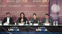 """Conferința de presă organizată de Asociația Judecătorilor """"Vocea Justiției"""" cu tema """"Agenda Adunării Generale a Judecătorilor 13 martie 2020 – priorități, probleme și soluții: viziunea Asociației Vocea Justiției"""