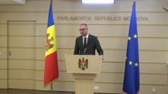 Declarațiile lui Sergiu Litvinenco în timpul ședinței Parlamentului Republicii Moldova din 12 martie 2020