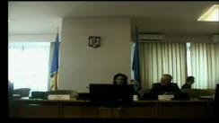 Ședința comisiei pentru administrație publică și amenajarea teritoriului a Camerei Deputaților României din 12 martie 2020