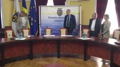 Semnarea de către Primăria municipiului Chișinău și Camera de Comerț și Industrie din Budapesta a memorandumului de înțelegere în vederea consolidării relațiilor de afaceri și dezvoltării cooperării reciproce