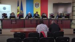 Ședința Comisiei Electorale Centrale din 13 martie 2020