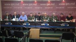 """Conferința de presă organizată de Consiliul Național al Veteranilor de Război, constituit la Adunarea Generală a Veteranilor de Război în data de 8 februarie 2020, cu tema """"Totalizarea evenimentelor din 2 martie și atitudinea guvernării față de problemele veteranilor de război"""""""