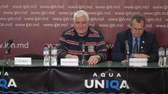 """Conferința de presă organizată de consiliul organizatoric al Mișcării Civice """"Vocea Poporului"""" cu tema """"Situația social-politică din țară la moment"""""""