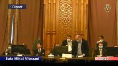 Audierea candidaților propuși pentru funcția de ministru în cadrul Guvernului condus de Ludovic Orban