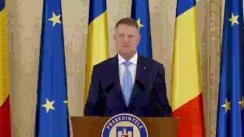 Declarație de presă susținută de Președintele României, Klaus Iohannis, după ceremonia de depunere a jurământului de învestitură a membrilor Guvernului condus de Ludovic Orban