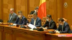 Ședința comună a Camerei Deputaților și Senatului României din 14 martie 2020. Prezentarea Programului și a Listei Guvernului de către candidatul desemnat pentru funcția de prim-ministru, Ludovic Orban