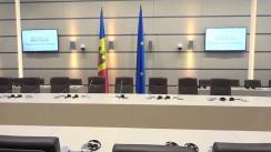 Declarații de presă după negocierile PDM și PSRM privind crearea unei platforme politice pentru susținerea guvernului