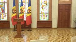 Adresarea către popor a Președintelui Republicii Moldova, Igor Dodon, în contextul măsurilor privind combaterea pandemiei