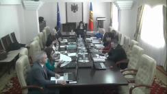 Ședința Consiliului Superior al Magistraturii din 19 martie 2020