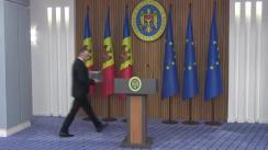 Declarații după ședința Comisiei Situații Excepționale din 20 martie 2020