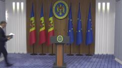 Declarații după ședința Comisiei Situații Excepționale din 23 martie 2020