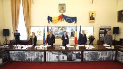 Ședința Consiliului Local Iași din 31 martie 2020