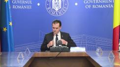 Ședința Guvernului României din 2 aprilie 2020