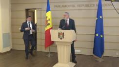 Declarația Blocului ACUM după ședința Parlamentului Republicii Moldova din 2 aprilie 2020